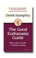The Good Euthanasia Guide 2005 - click here for literature